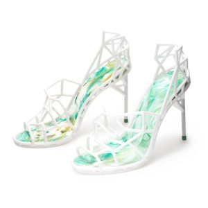 3D printed shoes by Norman & Bella