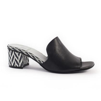 Low Heel Mules