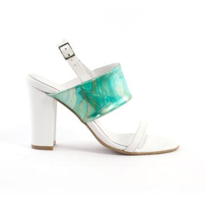 RIMINI | Leather High Heels