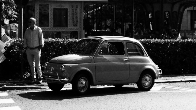 It's not Italy if you haven't seen a Fiat 500