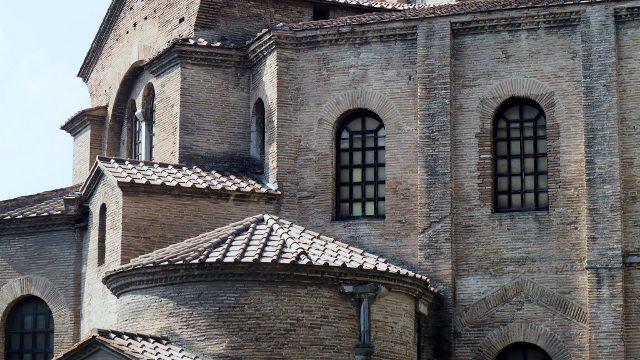 Ravenna roofs