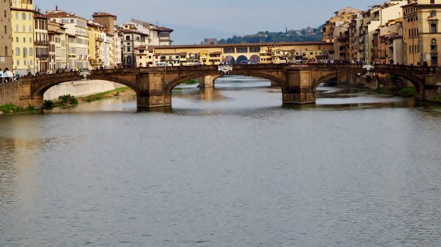 A traditional photo of Firenze