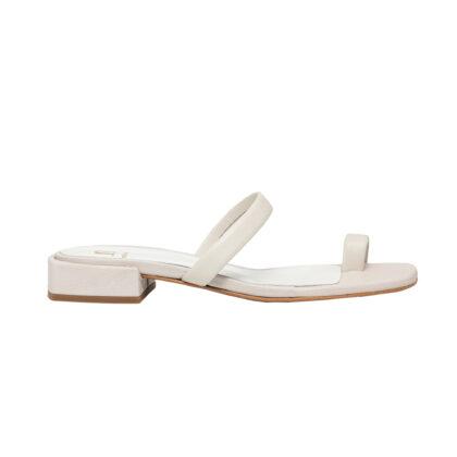 Helena infradito beige slides